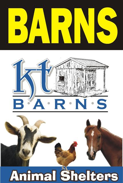 Kt Barn Structures From Berlin Ohio